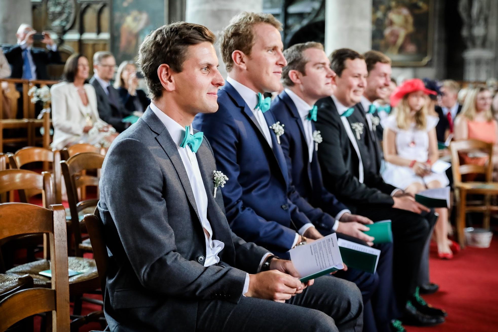 emoins mariage Thomas et justine le coq en pap