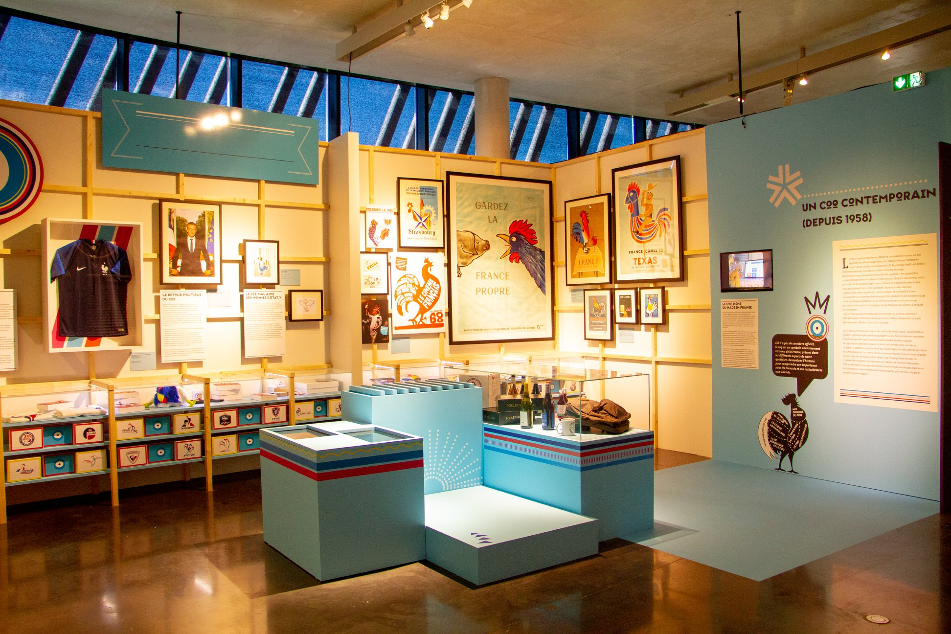 Museo Alesia Le Coq en Pap'