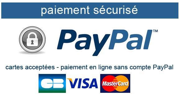 Paiement sécurisé lecoqenpap.fr