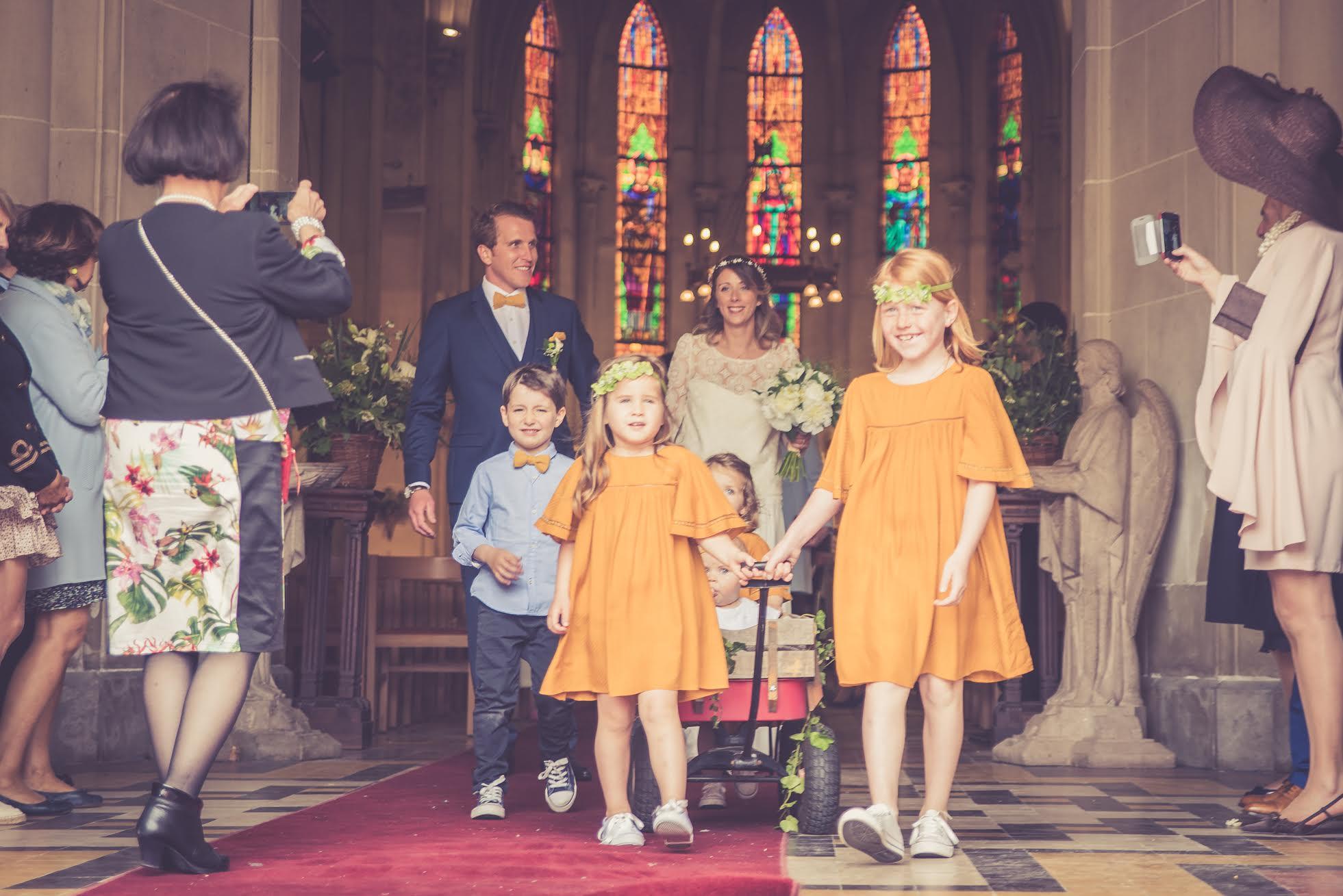 wedding Le coq en pap